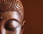 buddha face quarter